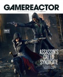 Magazin-Cover von Gamereactor nr 38