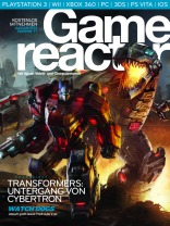 Magazin-Cover von Gamereactor nr 11