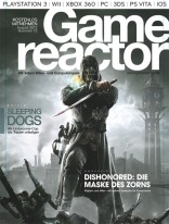 Magazin-Cover von Gamereactor nr 12