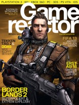 Magazin-Cover von Gamereactor nr 13