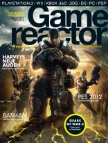 Magazin-Cover von Gamereactor nr 2