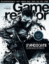 Magazin-Cover von Gamereactor nr 3