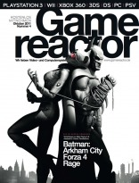 Magazin-Cover von Gamereactor nr 4