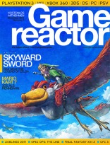 Magazin-Cover von Gamereactor nr 6
