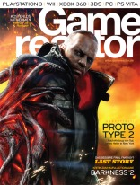 Magazin-Cover von Gamereactor nr 7