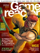 Magazin-Cover von Gamereactor nr 8