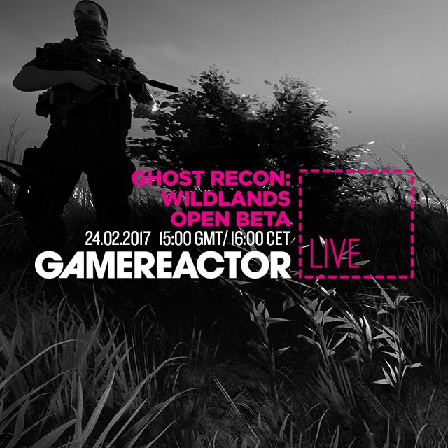 GR Live heute in Open Beta von Ghost Recon: Wildlands unterwegs