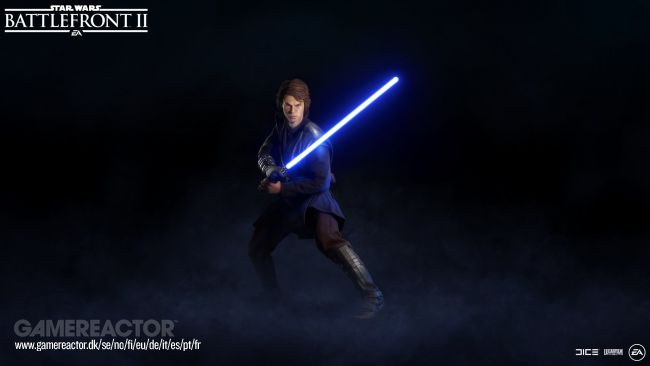 Dice Zeigt Anakin Skywalker In Star Wars Battlefront Ii
