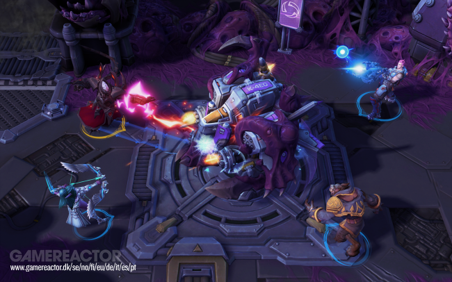 Weitere Overwatch-Helden im Starcraft-Add On für Heroes of the Storm