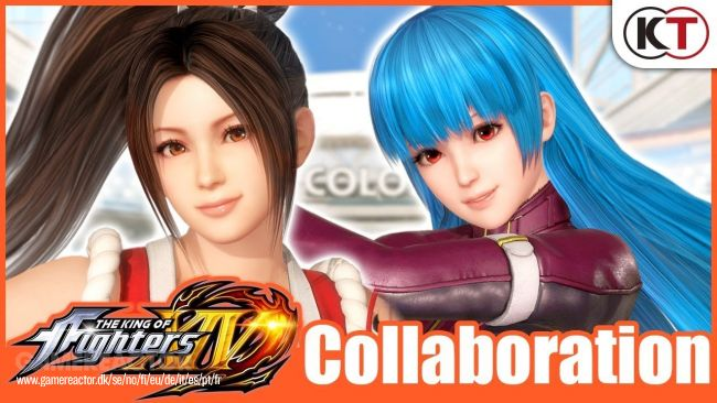 Dead or Alive 6: Mai und Kula aus King of Fighters IV sind am Start