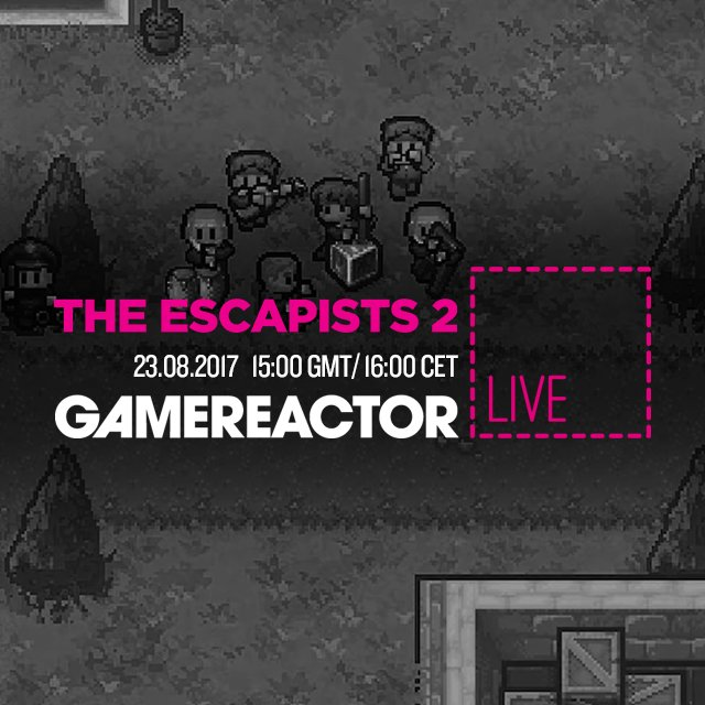 Heute im GR-Livestream: The Escapists 2