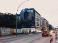Sony lässt gigantisches Wand-Graffiti zu Ehren von The Last of Us: Part II in Berlin sprayen