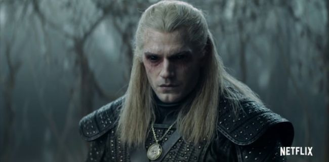 Erster Netflix-Trailer zur The Witcher-Serie