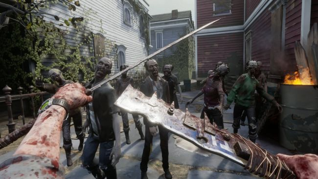 Eigene Kritik zum hammerharten VR-Kracher The Walking Dead: Saints & Sinners