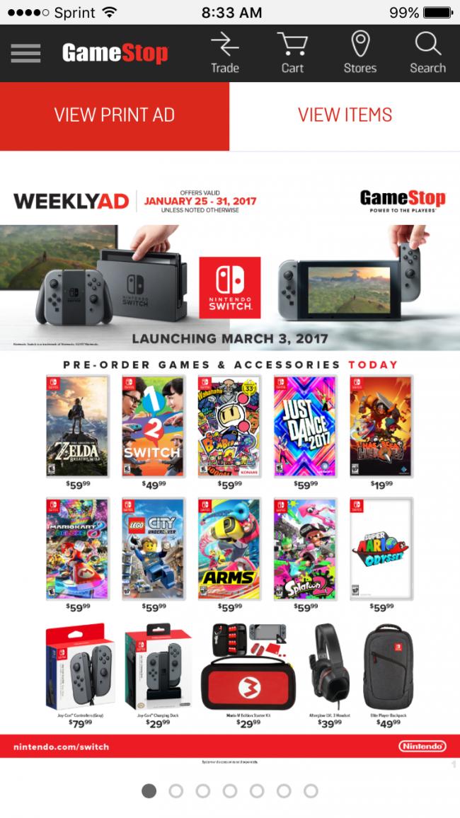 Gamestop listet Headset für Nintendo Switch - Gamereactor Deutschland ...