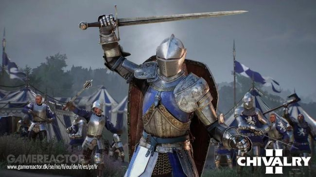 Chivalry 2: Gameplay-Eindrücke zur Closed Beta und Entwickler-Interview am Start