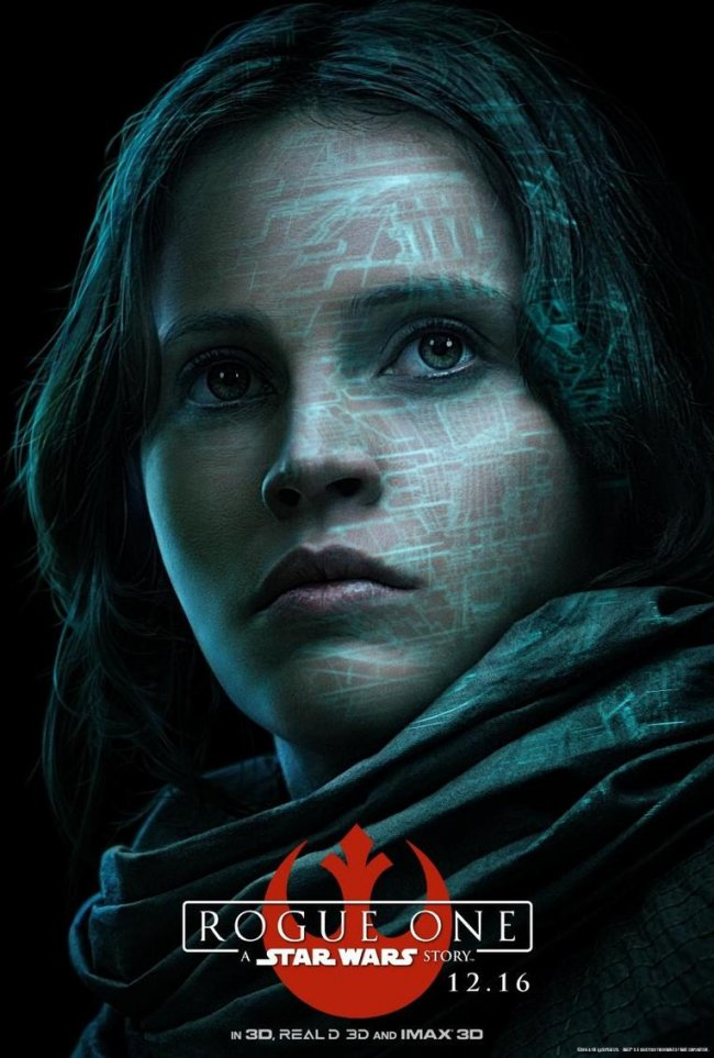 Acht schicke Filmposter zu Rogue One: A Star Wars Story - - Gamereactor