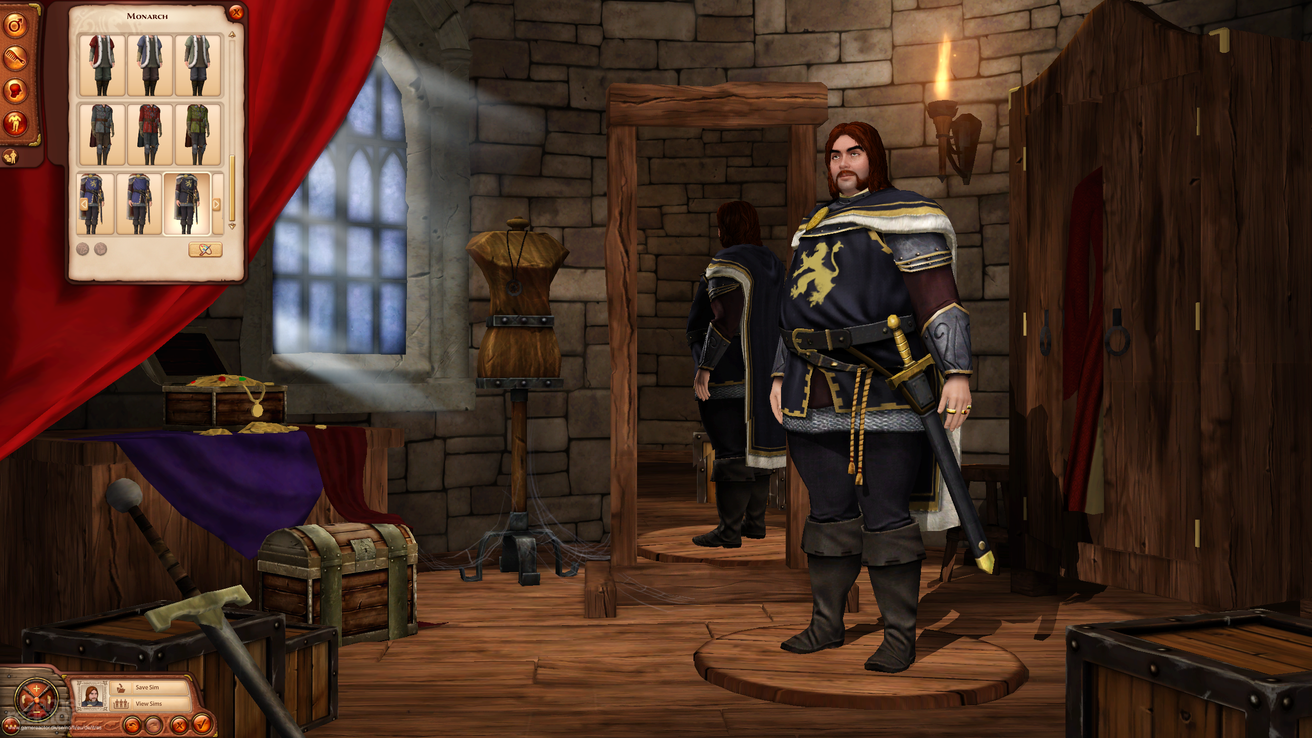 Sims medieval ios download