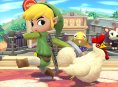 Gameplay aus Super Smash Bros. für Wii U mit Level 50-Amiibo