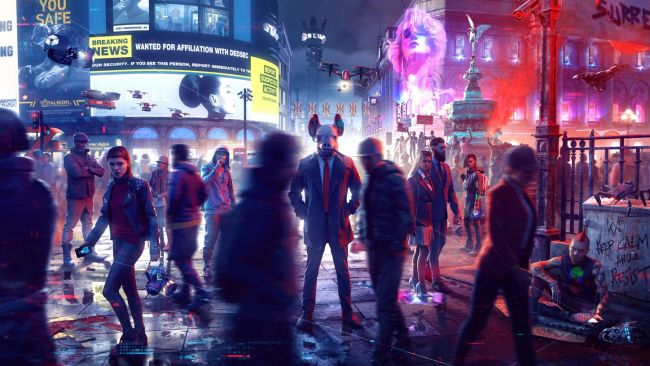 Watch Dogs Legion erstmals angespielt