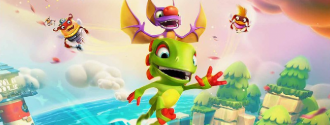 Chiptunes machen Yooka-Laylee and the Impossible Lair leichter