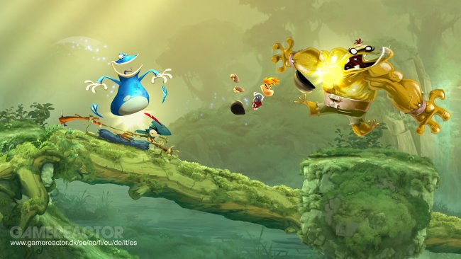 Rayman Legends-Demo aus Switch-eShop verschwunden