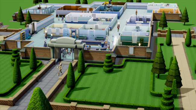 Transplantation misslungen: Two Point Hospital operiert erst 2020 auf Konsole