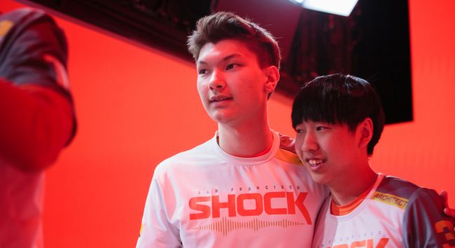 San Francisco Shock and LA Valiant partner for California Cup