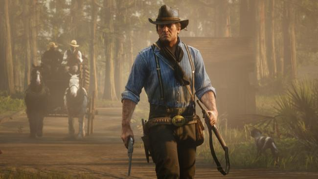 Epischer Launch-Trailer zu Red Dead Redemption 2