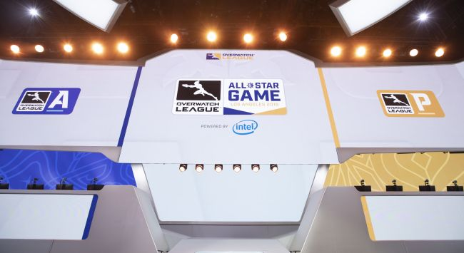 Atlantic Division wins Overwatch League All-Star game