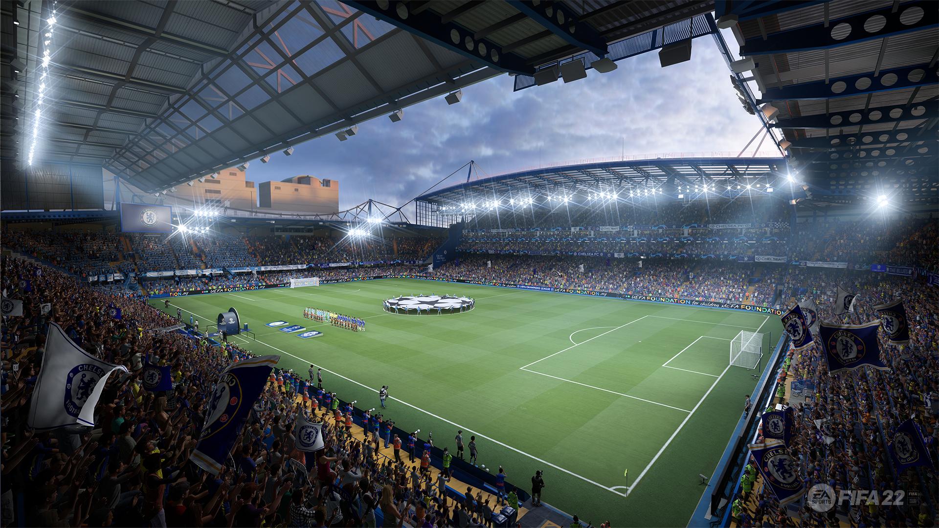 Im Karrieremodus von FIFA 22 könnt ihr euren eigenen Verein gründen