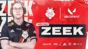 G2 Esports sign zeek to its Valorant roster