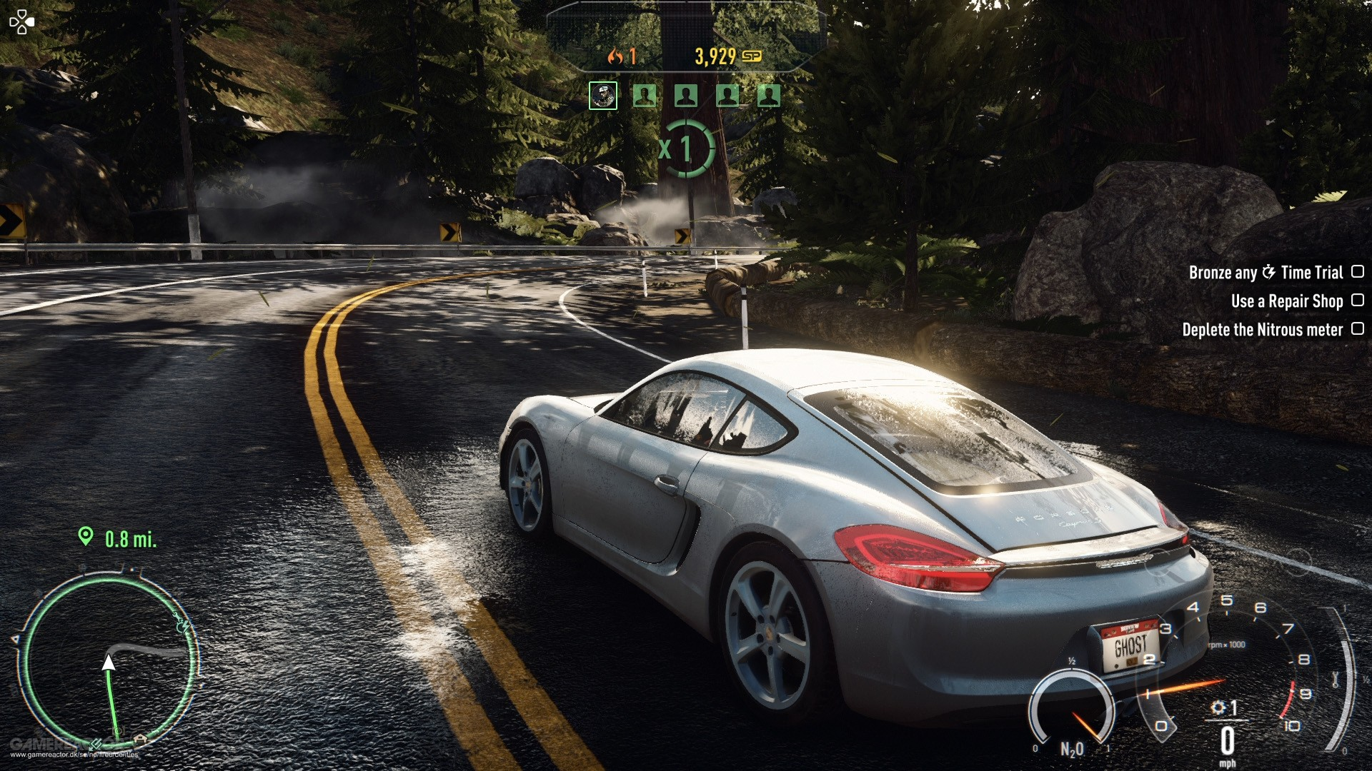 Need For Speed Rivals Kritik Gamereactor Ps4