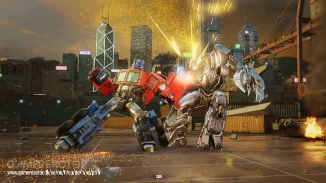 Transformers: Forged to Fight für iOS und Android