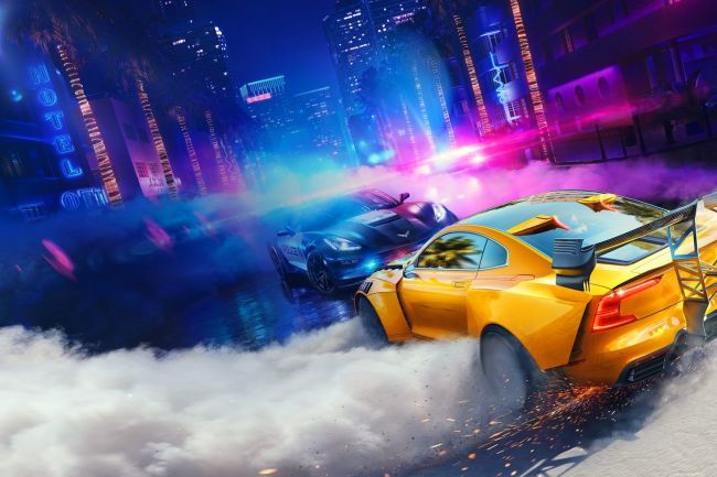 Video: Gameplay-Premiere von Need for Speed Heat zur Gamescom