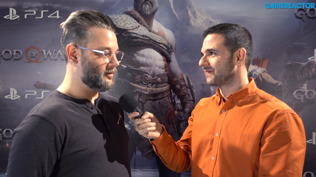 God of War: Cory Barlog ist