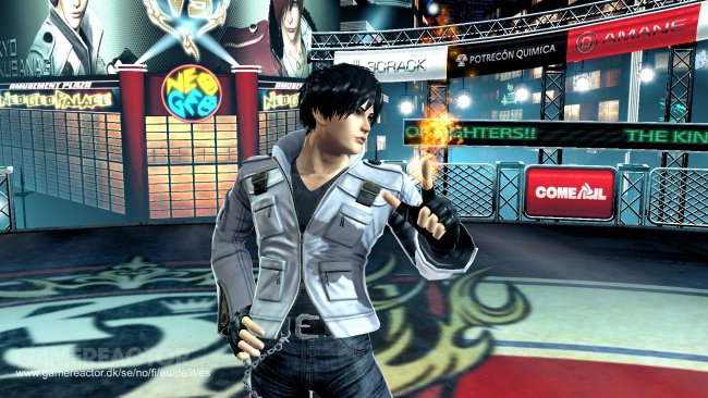 Demo zu King of Fighters XIV für PS4 am Start