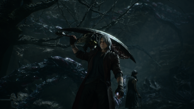 Capcom zeigt funkelnde Screenshots zu Devil May Cry 5