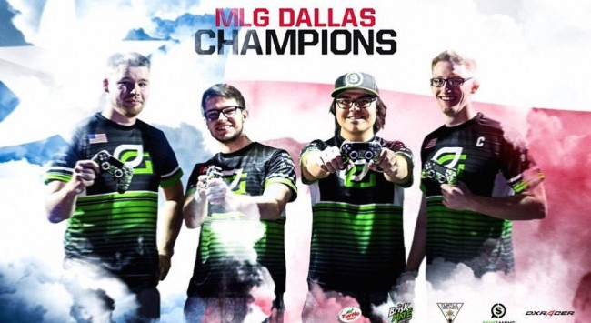 OpTic Gaming sichert sich Sieg auf CWL Dallas