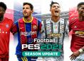 Data Pack 2.0 bringt 150 Gesichter in eFootball PES 2021: Saisonal Update auf Vordermann