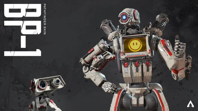 Apex Legends: Level-Update live, Pathfinder bekommt Star-Wars-Skin