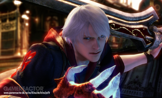 Capcom verspricht 4K-Grafiken für PC-Version von Devil May Cry HD Collection