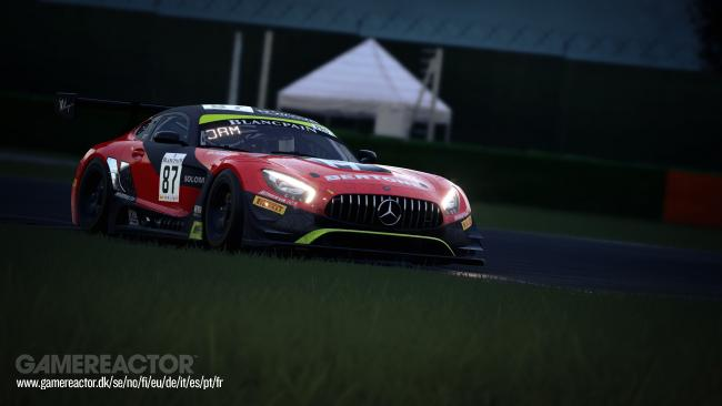 Exklusives Gameplay aus Assetto Corsa Competizione bei Blancpain GT Series Sprint Cup