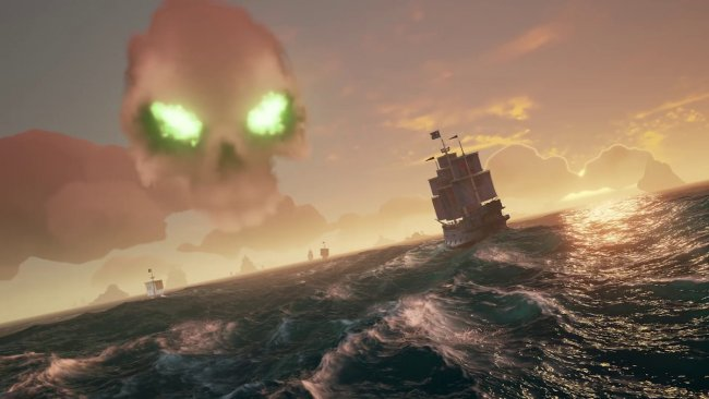 Sea of Thieves: Rare stellt Skelettforts vor