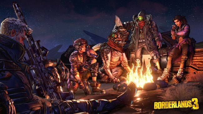 Borderlands 3 - Eden-6 mit Moze erobert