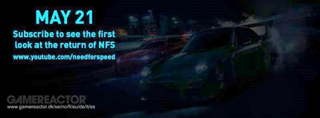neues need for speed wird am 21 mai enth llt gamereactor deutschland. Black Bedroom Furniture Sets. Home Design Ideas