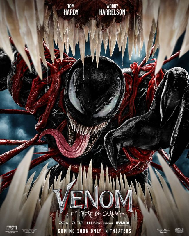 Venom: Let There Be Carnage von Woody Harrelsons Symbionten in bissigem Trailer verschlungen