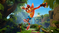 Crash Bandicoot 4: It's About Time mischt alt mit neu