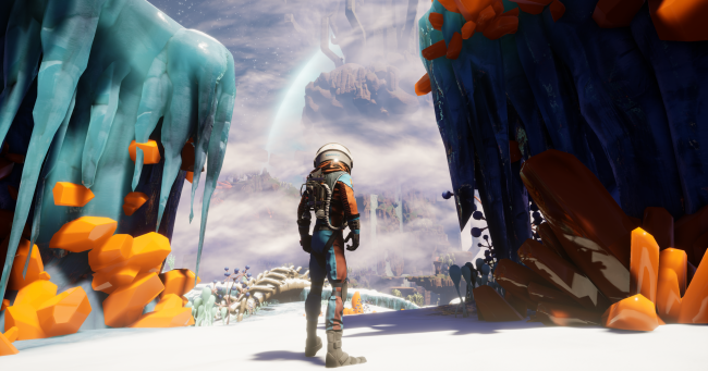 Journey to the Savage Planet reist erst Ende Januar zu neuen Planeten