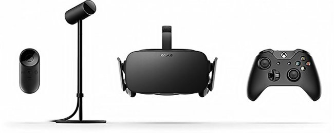 oculus rift kostet 599 dollar 699 euro gamereactor. Black Bedroom Furniture Sets. Home Design Ideas